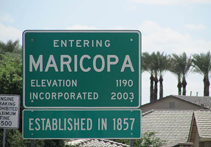 Maricopa sprinkler repair services
